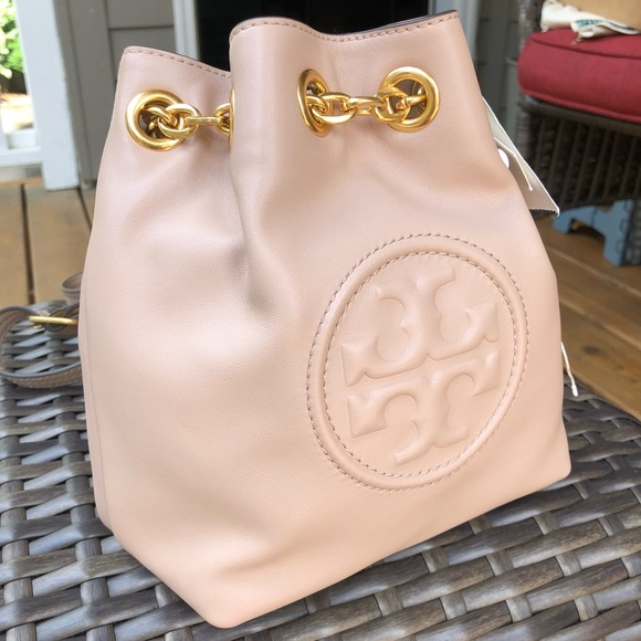 042e6bba01a4 Tory Burch key item mini backpack. M 5b8995c2d6716a4e38b5cbd9